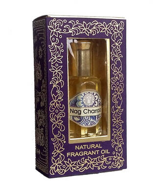 Song of India - indyjskie perfumy w olejku Nag Champa