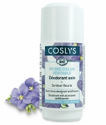 Coslys Ałunowy dezodorant polne kwiaty roll on 50ml