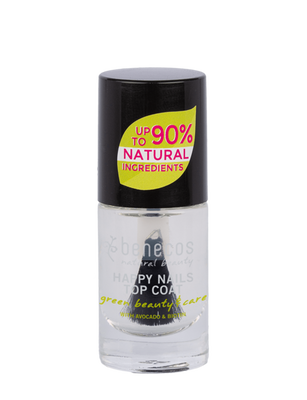 Benecos lakier do paznokci Top Coat Crystal 5ml