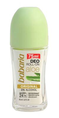 Babaria dezodorant roll-on z Aloesem 75ml