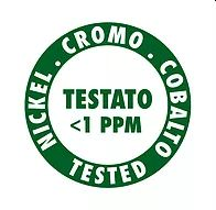testowane na obecność chromu kobaltu niklu